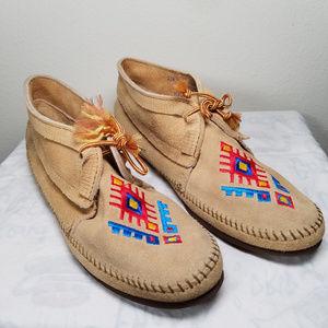af7f304aaa8b5 Women Minnetonka Vintage Shoes on Poshmark
